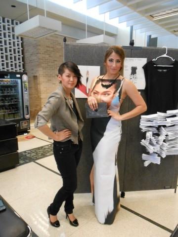 Lisa Hon & Krystal Loya